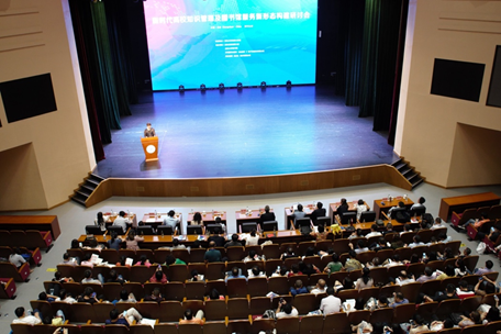 2019数字出版与数字图书馆融合发展国际研讨会高等优信彩票分会成功召开