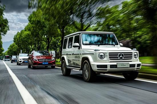 2019梅赛德斯-奔驰SUV征服之旅完美收官