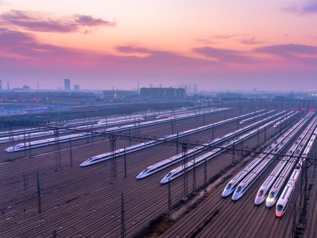 """""""五一""""小长假进入倒计时 温州方向增开4趟列车(图)"""