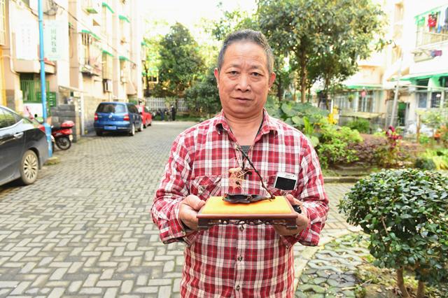 【第38期】杭城微雕木艺达人