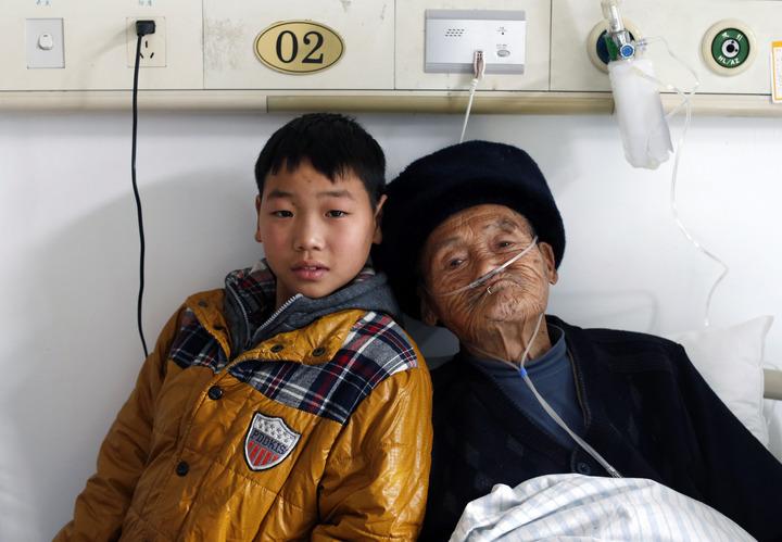 【第48期】相差71岁的父子