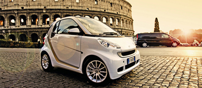 2015款smart fortwo 1.0L灵动版
