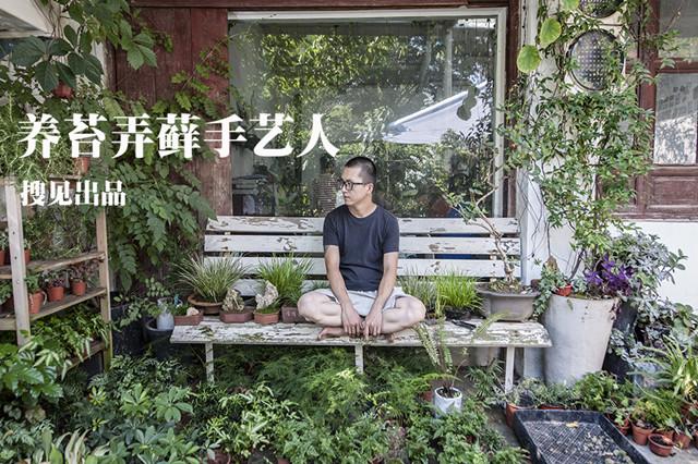 【第77期】养苔弄藓手艺人