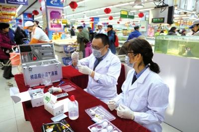 杭州市食品抽检情况出炉:市本级抽检903批次合格率97.34%