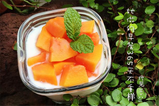 【第108期】宁波姑娘花式晒早餐