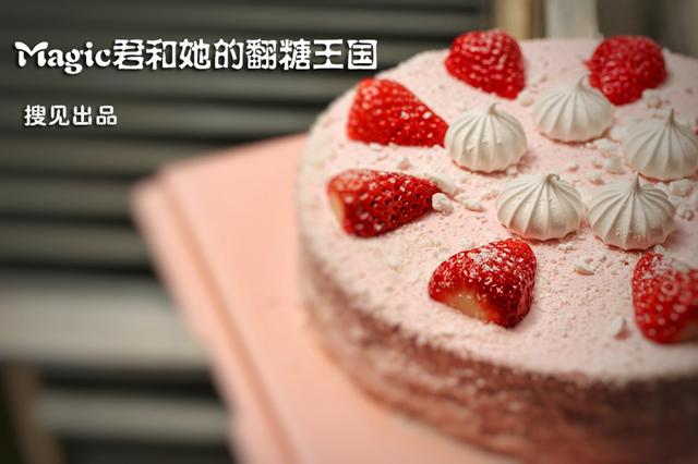 【第117期】一个《江南忆》翻糖蛋糕走红网络
