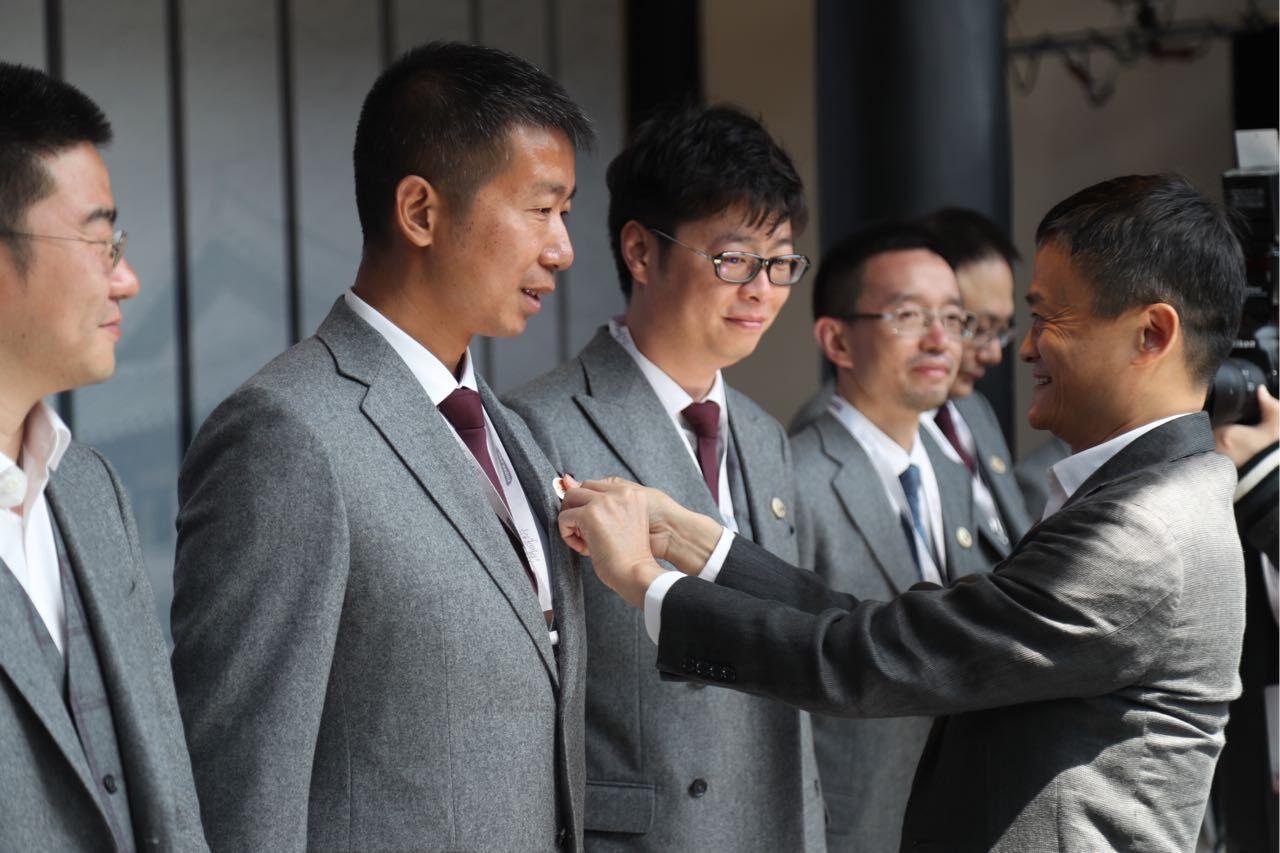 湖畔大学第三届开学典礼举行 校长马云提出湖畔要有四为(图)