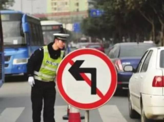 杭州有些路段将禁左和永久封闭 从下周五晚上8点起
