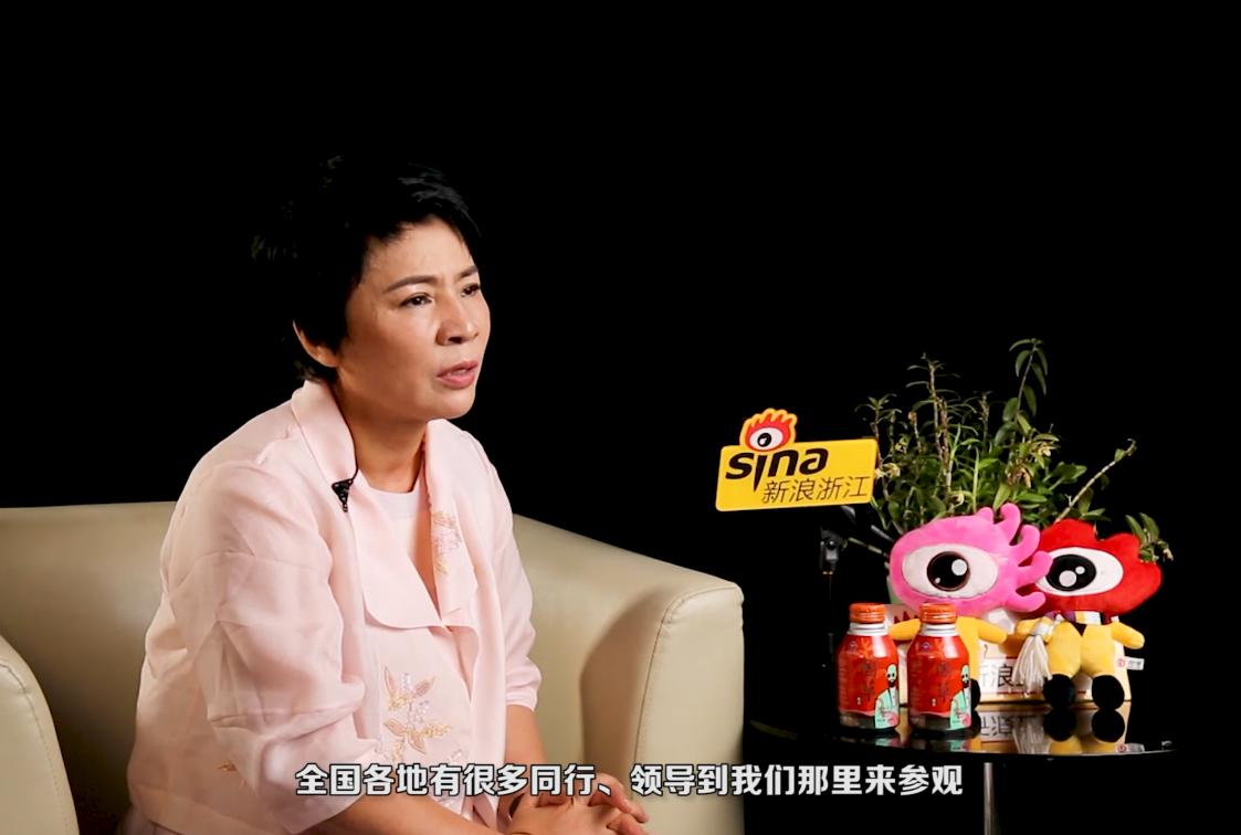 俞巧仙:让每个人健康生活是我们要做的事