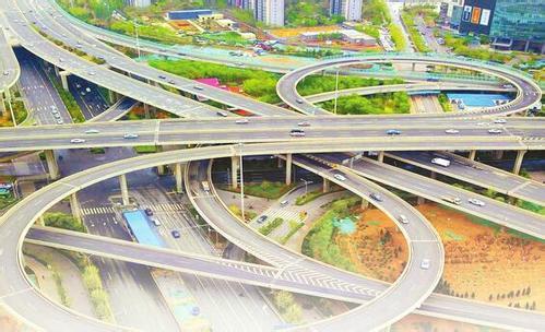 杭州建首条地下环路 未来科技城地下环路明年建成