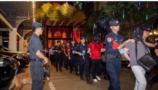 杭州摧毁1重大涉黑涉恶团伙 其攫取巨额非法经济利益