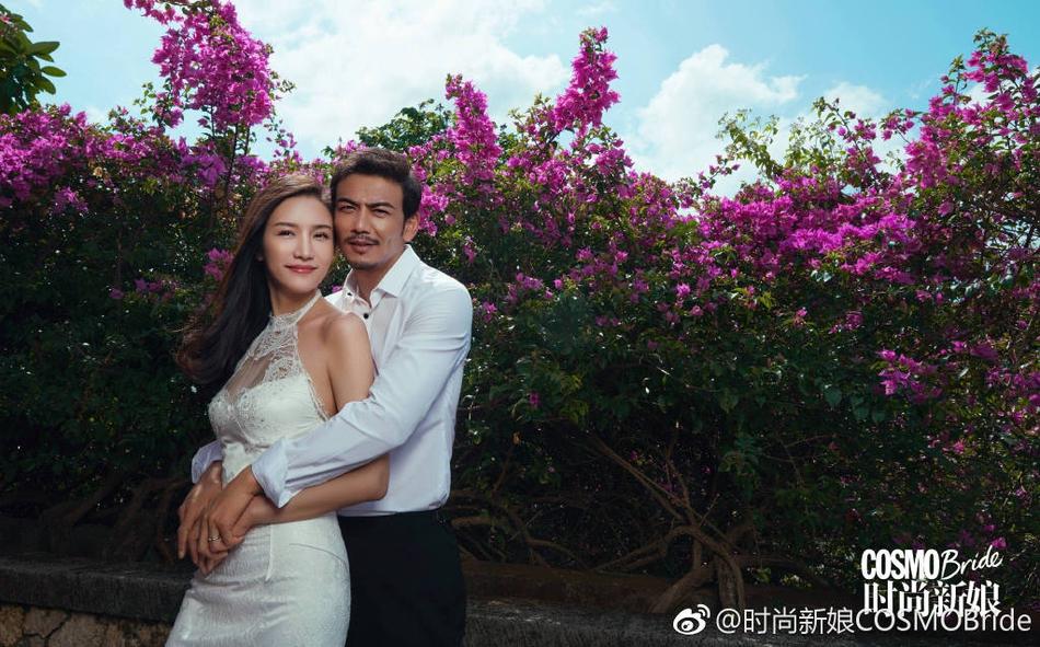 小包总杨烁9月25日补办婚礼 携妻子登封拍婚纱大片