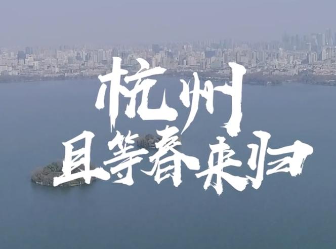 一起为杭州加油,为武汉加油,为中国加油!
