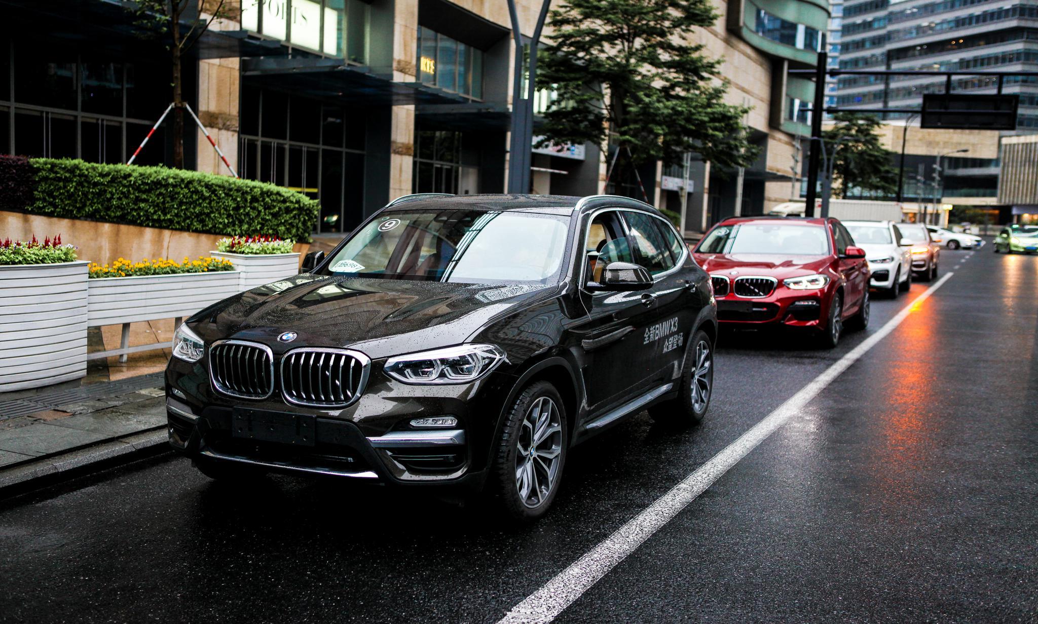 宝马东南区全新BMW X3媒体试驾会落幕