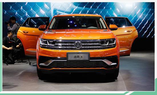 大众全球首款轿跑SUV 途昂X明日上市