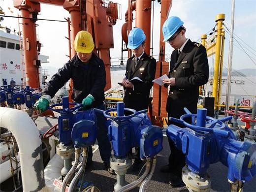 浙江自贸区海关首批支持举措落地 利好保税燃油贸易