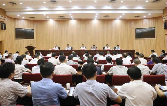 大会现场。本文图片均来自台州市监察委员会