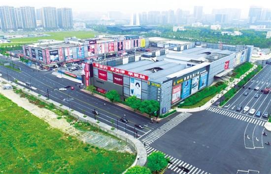 2018年,江干完成9家专业市场的征收
