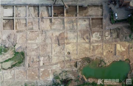 杭州这座千年古寺 经过两年考古发掘找到不少宝贝