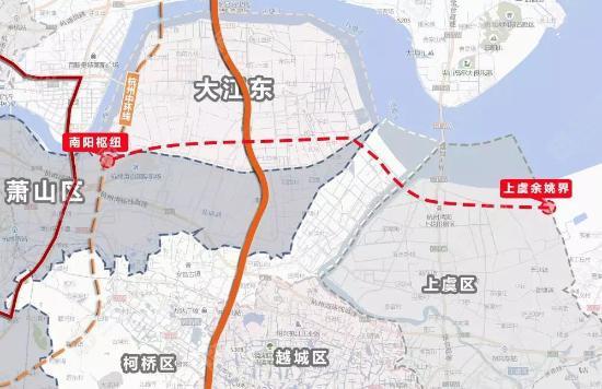 沪杭甬高速还将造一条并行线
