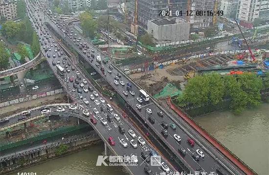 用大数据来分析 周一早高峰杭州城西为什么这么堵