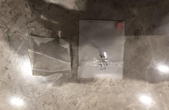 杭州上城警方查获的毒品摇头丸和K粉。 警方 供图