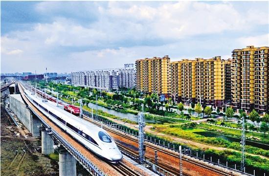 正在崛起的城东新城,为江干引来人气和产业的集聚