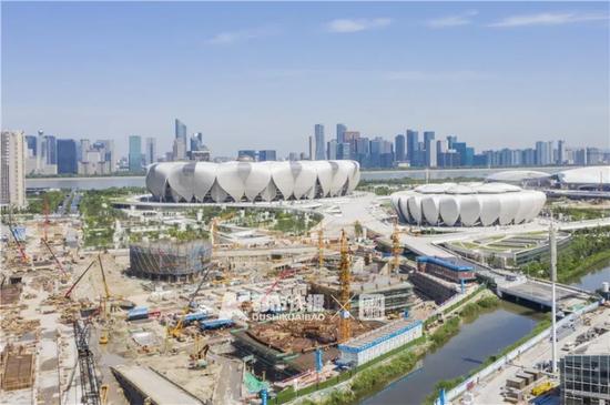 138个足球场大还拥有四大商圈 杭州最大地下城来了