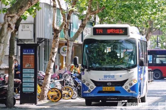 会说杭州话的公交线升级