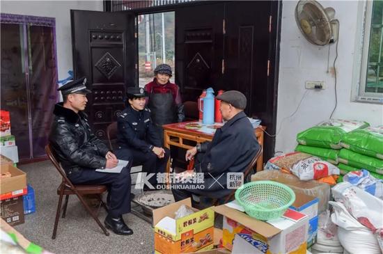 从警后五年没办过大案子 杭州这对夫妻警察却很自豪