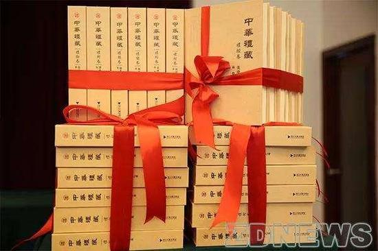 浙大完成的文科精品《中华礼藏》