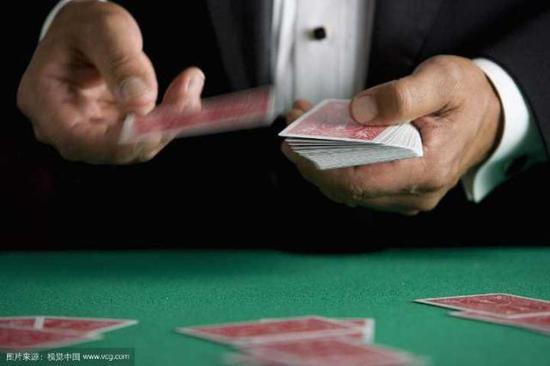 """没关系的,对方声称""""没钱也能赌博"""""""