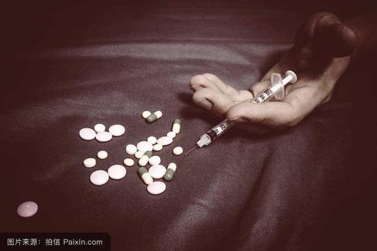 台州男子2年前大义灭亲送儿戒毒 如今自己吸毒被抓