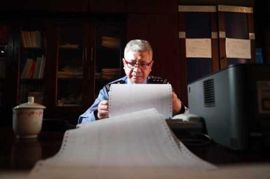 接待过的受害者来自全国各地,光笔录就做了800多份