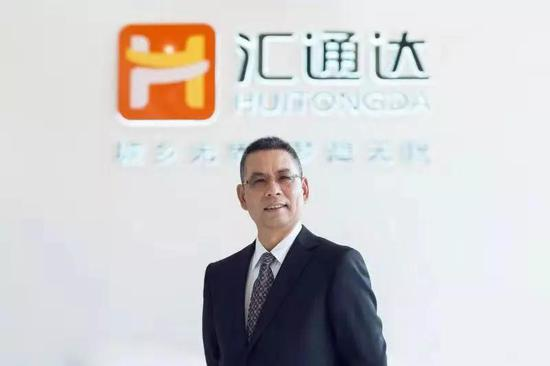 名片:徐秀贤,嵊州下王人,汇通达网络股份有限公司总裁。