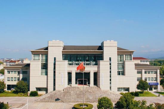 图为:天台县人民检察院 。 郭佳莹提供