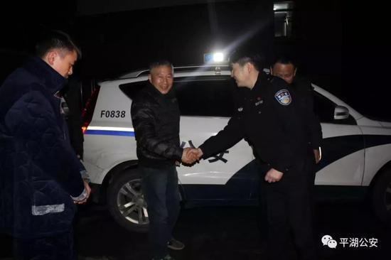 逃犯想钻春节的漏洞 嘉兴民警跨省去安徽抓人
