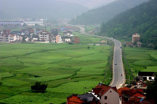 富阳农村公路