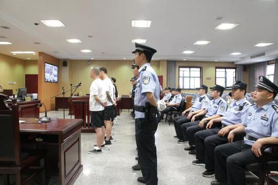 杭州淳安首例黑社会犯罪案一审宣判 最高获刑18年