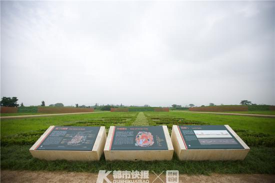 良渚古城门遗址