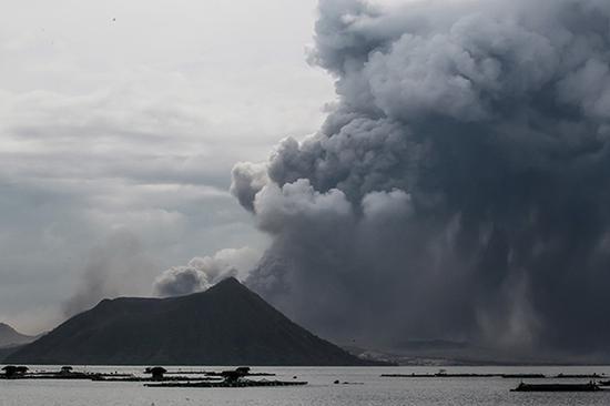菲律宾马尼拉火山喷发 浙江游客有没有受到影响