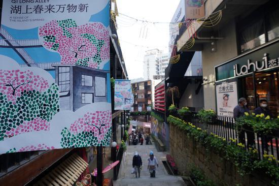 杭州千岛湖春游春品上线 首批5万份消费券线上发放