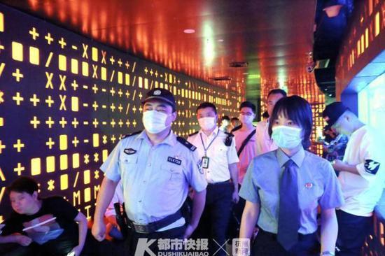 杭州西湖检察:首次开展未成年人三不宜联合管理行动