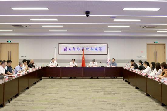 杭州为亚运会亚残运会吉祥物征集入围者 进行获奖表彰
