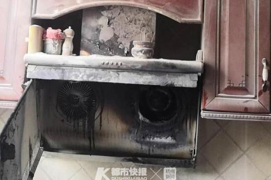 义乌7月以来发生16起厨房火警 消防提醒谨防厨房上火
