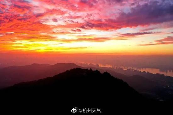 38℃要来了台风难觅 接下去杭州半个月内只下一次雨