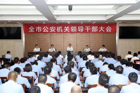 魏明调任浙江省公安厅党委委员、提名副厅长