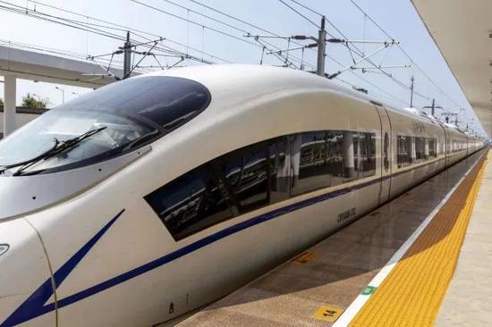 好消息 杭州城站始发直达上海的列车由3对增加到12对