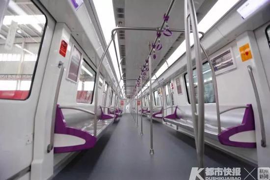 杭地铁7号线24个站名定了 预计明年全线建成直达机场