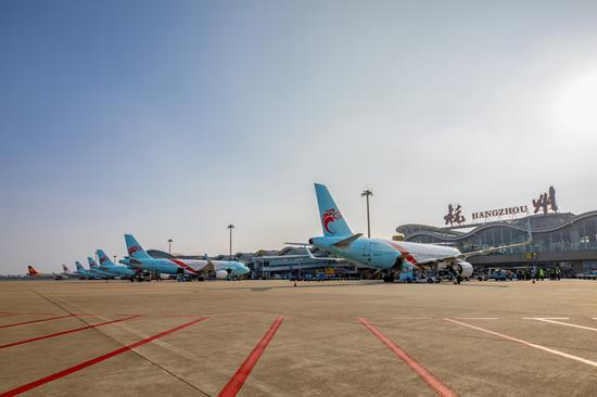 长龙航空冬航季新开26条航线 有4条航线从杭州出发